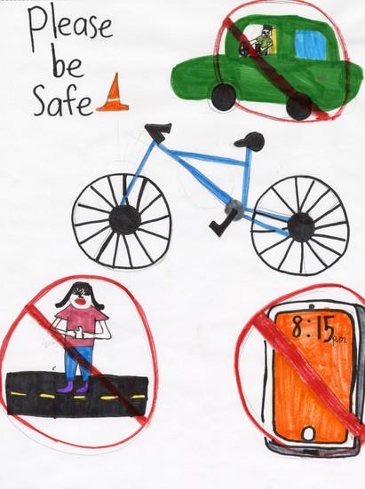 Isabella Gonzalez, 4th Grade, West Wind Elementary