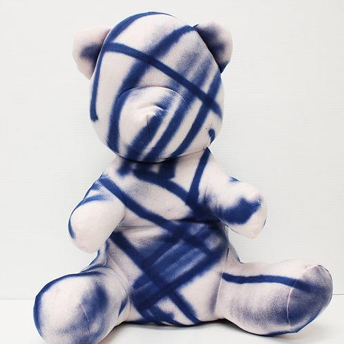 Victor Wilde's Teddy Bear - Laser Blue