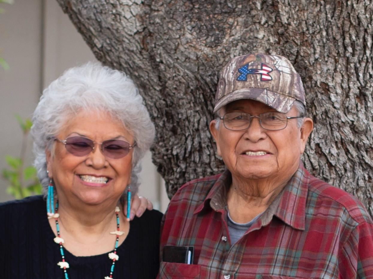 Ralph Girado and Lucille Girado Hicks