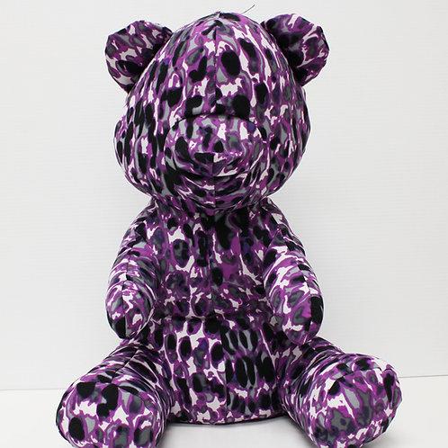 Victor Wilde's Teddy Bear - Colleen
