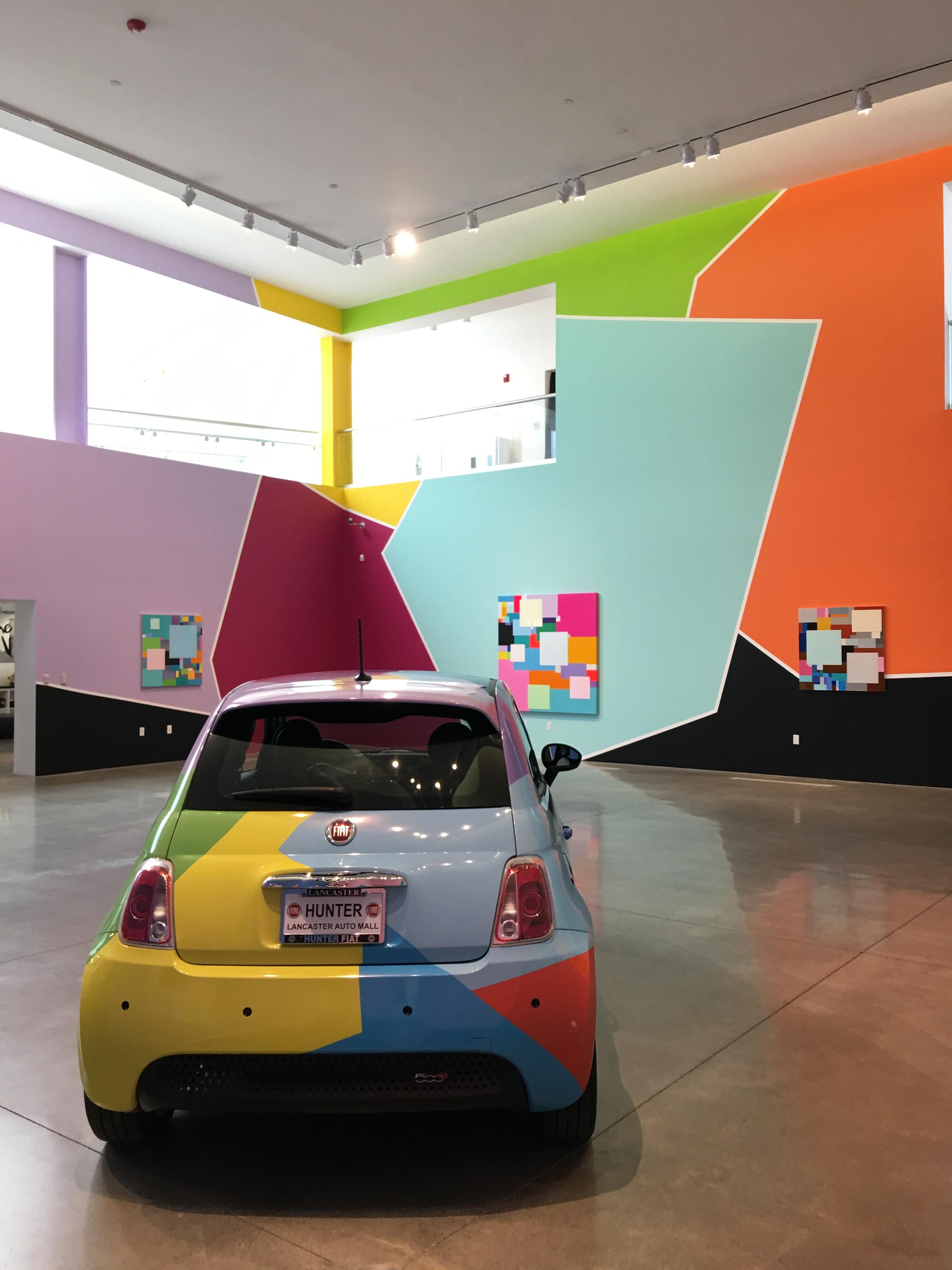 Marco Casentini Drive In Estate Italiana MOAH Lancaster, CA 2017 (6)