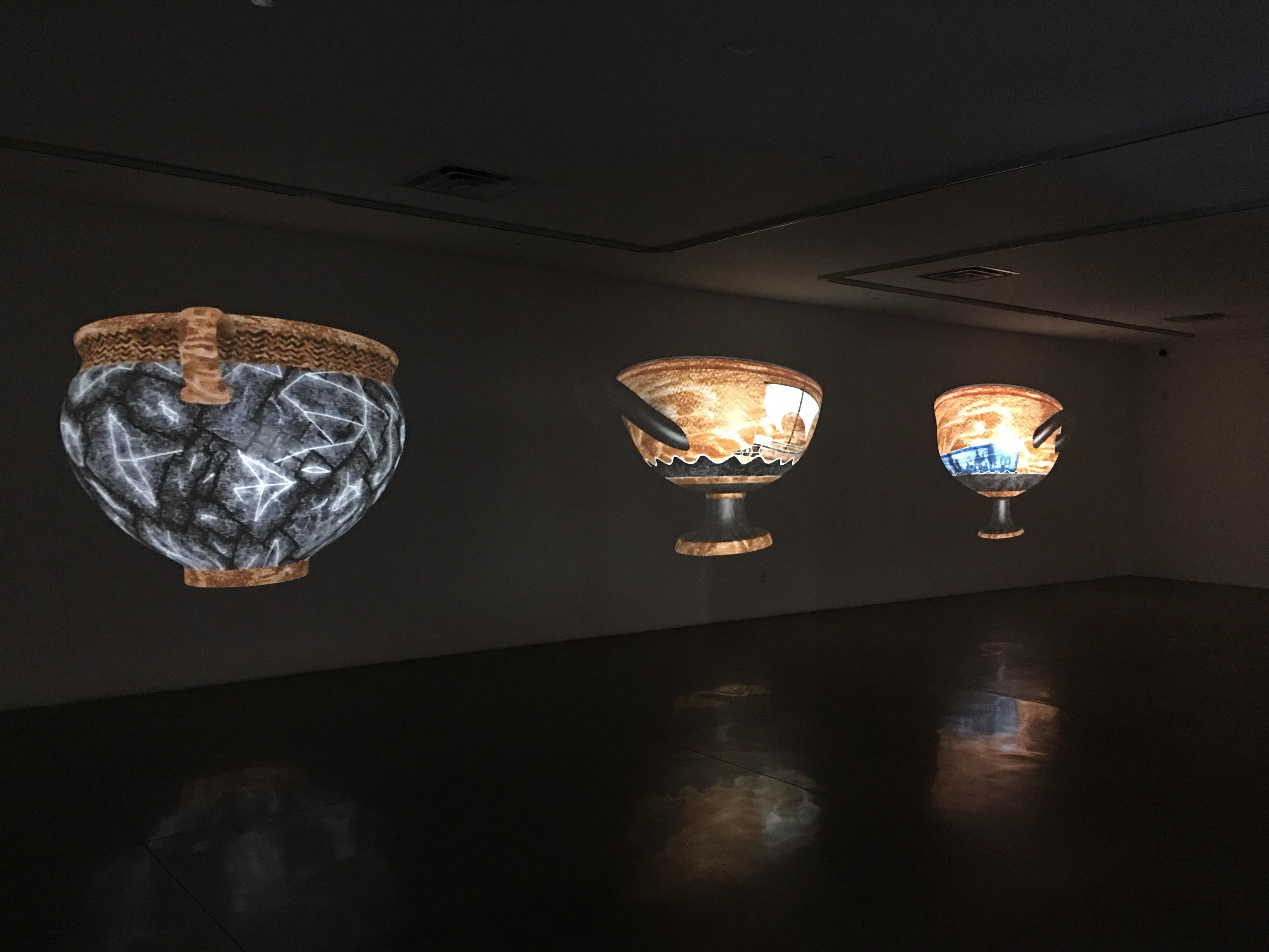 Carla Viparelli Estate Italiana video installation MOAH Lancaster, CA 2017 (3)