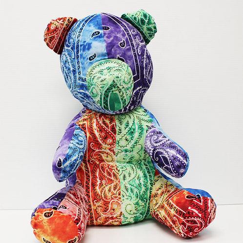 Victor Wilde's Teddy Bear - Bandana