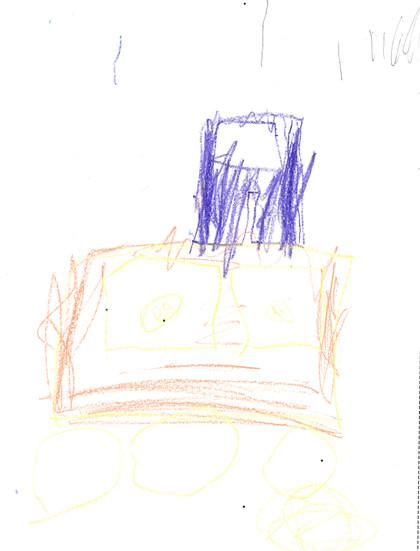 Kody King, Transitional Kidergarten, Desert Chrisitian