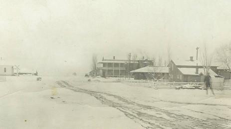 Snowy Lancaster (1903)
