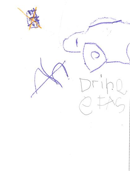 Eliel Uribe, Kindergarten, Desert Christian