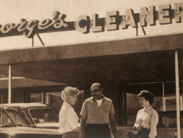 History of George's Cleaners