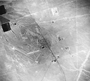 Aerial Map of Mojave (West to East)