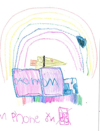 Aryanna Alatorre, Kindergarten, Desert Christian
