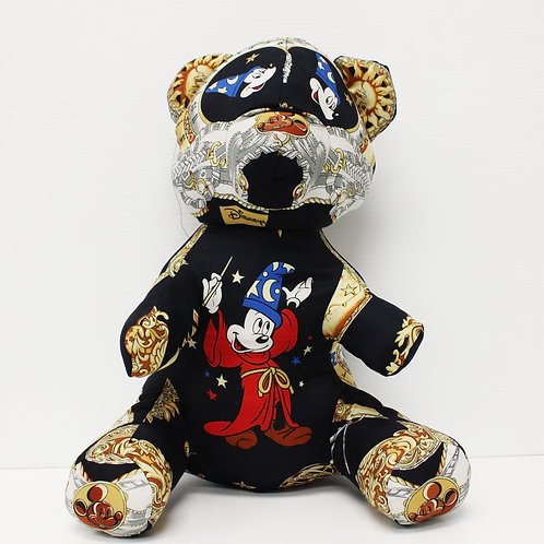 Victor Wilde's Teddy Bear - Wizard Mickey