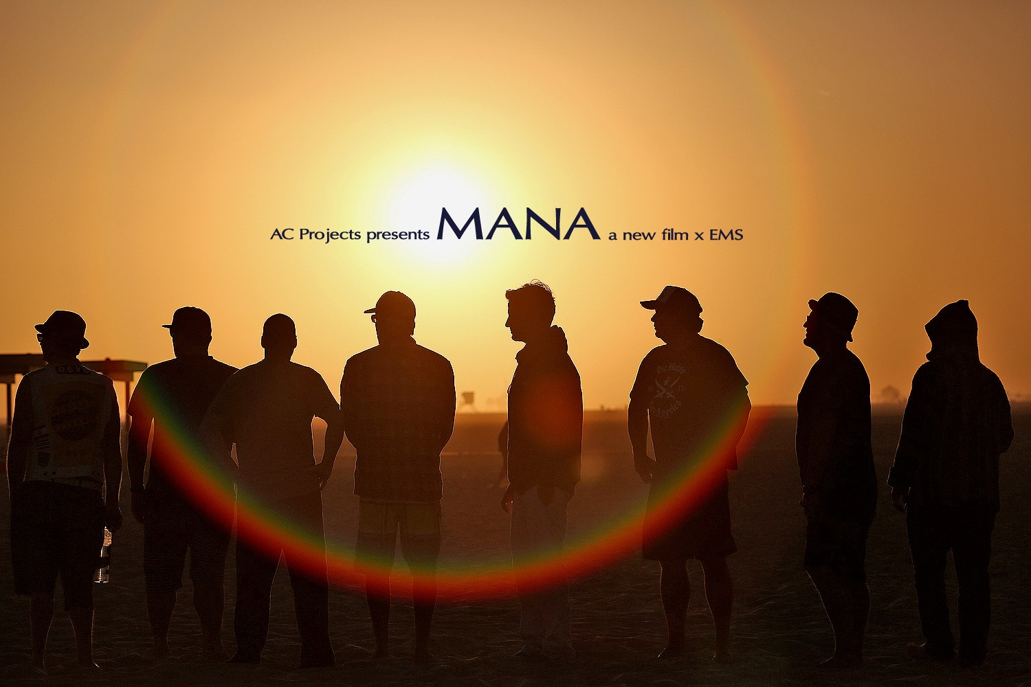 The Artists of the Film MANA