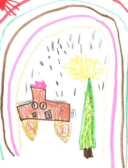 Madison Klein, Kindergarten, Desert Christian