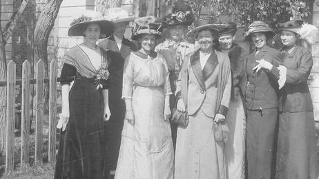 Mujeres Progresivad y Prominentes - En Español