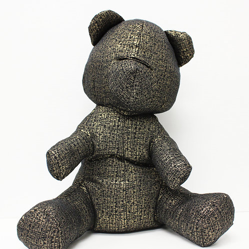 Victor Wilde's Teddy Bear - Solid Gold