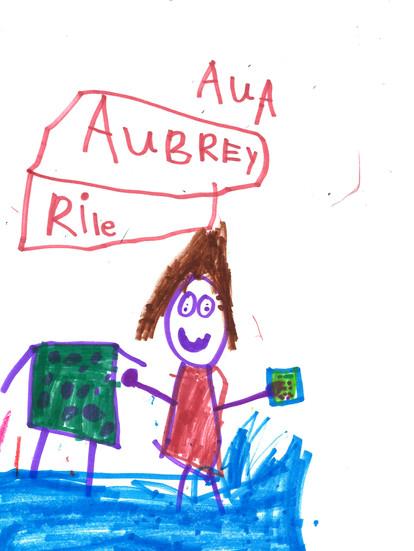Arianna Keininger, Kindergarten, Desert Christian