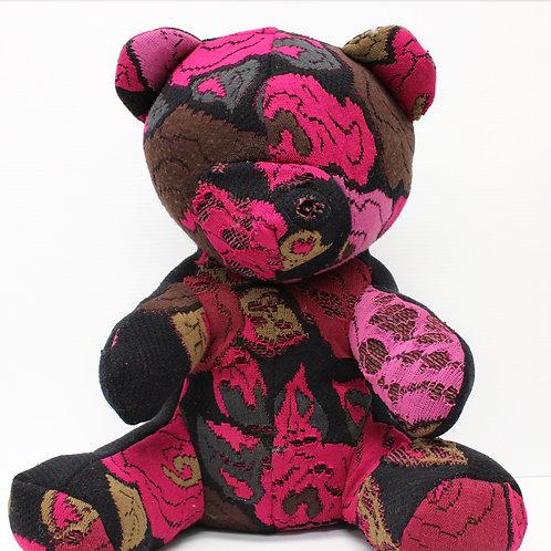 Victor Wilde's Teddy Bear - Floral