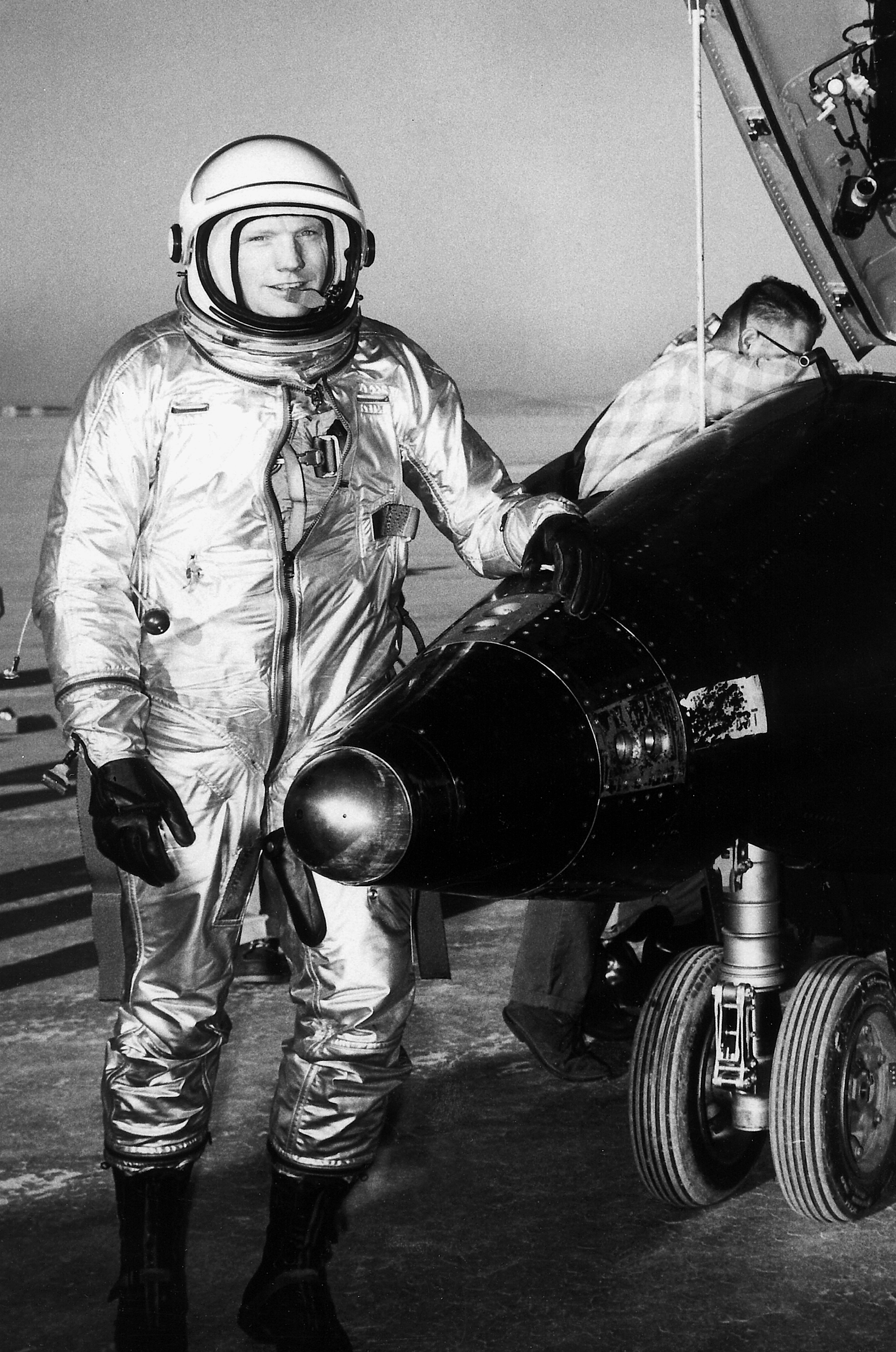 Pre-Astronauts Armstrong