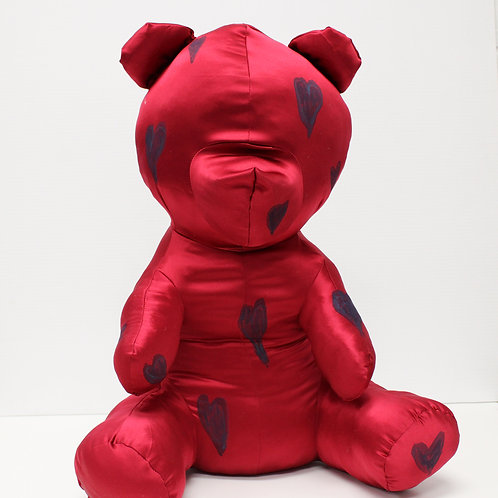Victor Wilde's Teddy Bear - Valentine