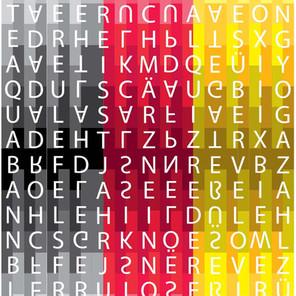 Sprechen Sie Deutsch? (Do you speak German? Four letter words on German Flag)
