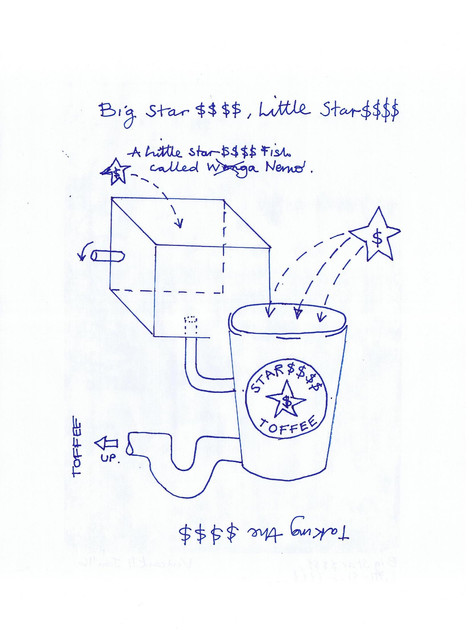 Big Star Little Star (back)