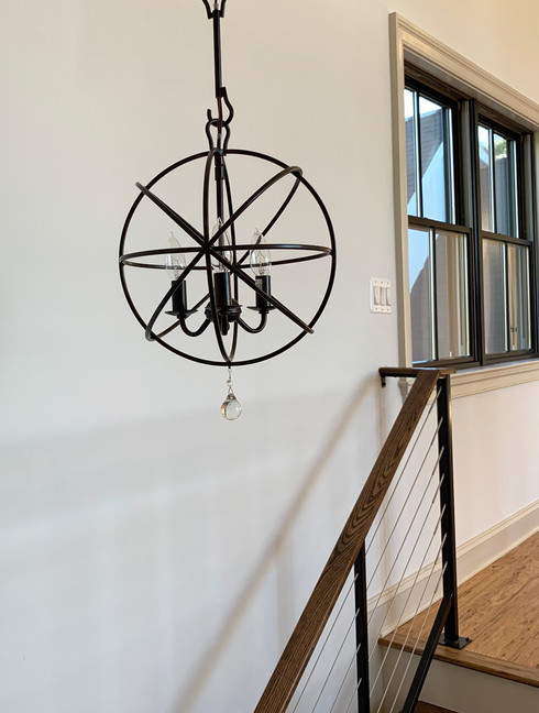 Stairway Pendant Lighting