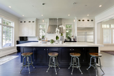Transitional Annapolis Kitchen Design