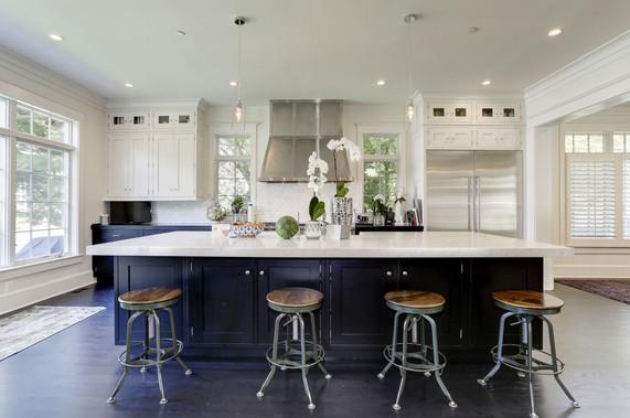 Transitional Annapolis Kitchen Design