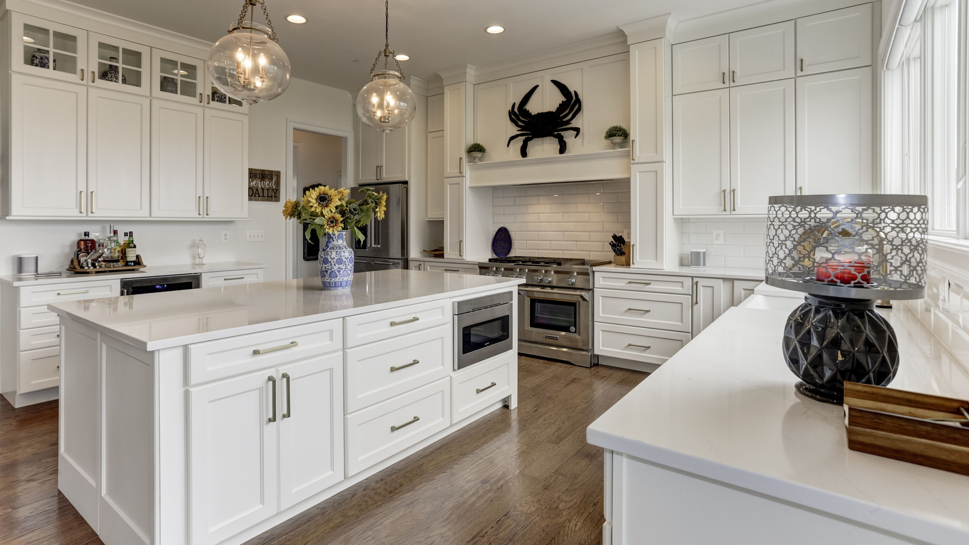 Custom kitchen design in Grasonville, MD