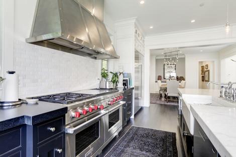 Annapolis Custom Kitchen Design