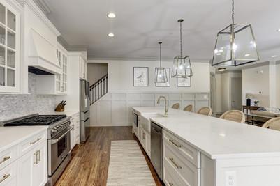 New kitchen design.