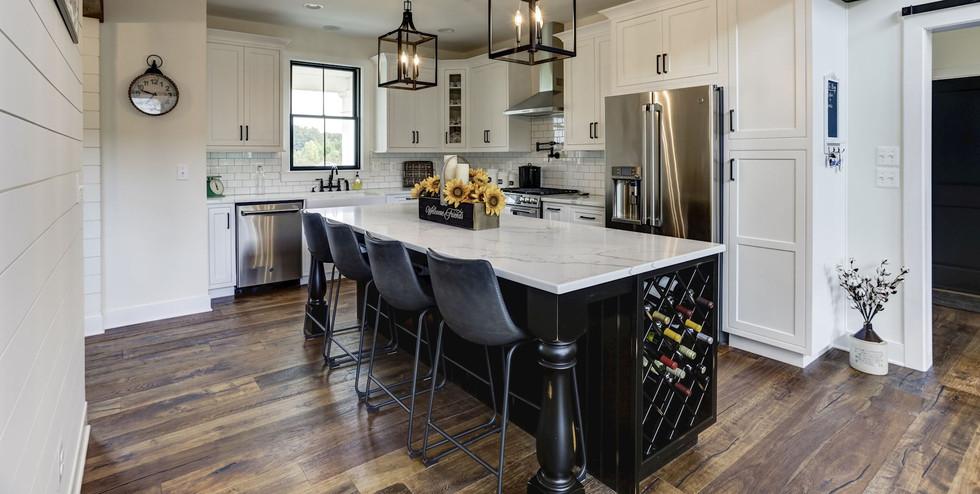 Custom Kitchen Design, St. Michaels, MD