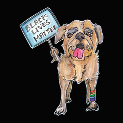 Protest Pup Series