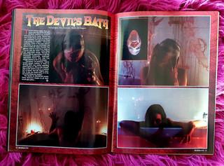 Delirium Magazine 2 Page Spread
