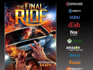 The FINAL RIDE is coming to streaming!!!