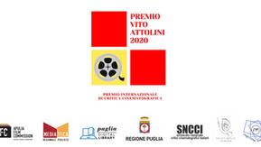 Premio Internazionale di Critica Cinematografica Vito Attolini 2020: i vincitori
