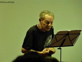 """""""Festa al celeste e nubile santuario Compleanno"""" di Enzo Moscato a cura di Irene Gianeselli a Napoli"""