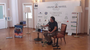 """Tony Laudadio presenta """"Preludio a un bacio"""" alla Libreria Laterza di Bari il 6 dicembre 2018"""