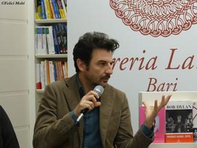 """""""La vita prodigiosa delle parole"""" a Bari con Enrico Ianniello l'8 e il 9 febbraio 2017"""