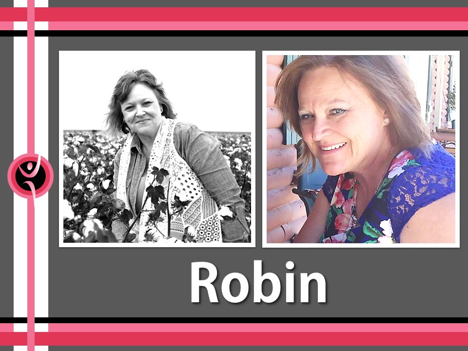 Robin age 60 changed her life!