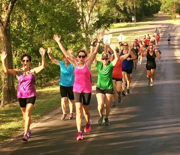 These are women ages 45-65 training for their first triathlon this year.  Most  started in the BEGINNER SERIES.. our next beginner series starts Oct. 3rd. choose the Fit camp tab to find out more on our class schedule at www.live-well-fit.com/schedule