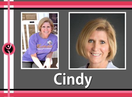 """Cindy, age 57, finds a """"community of women"""" at LiveWellFit and loses her fear"""