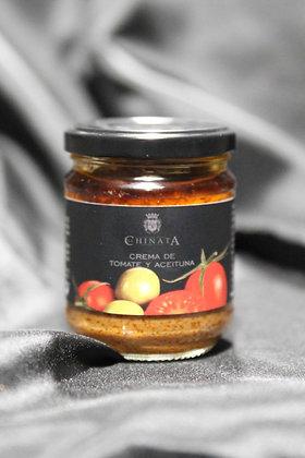 """Crème de légumes """"Olives Tomates"""""""