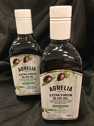 """AGRELIA """"huile d'olive extra vierge"""""""