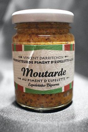 Moutarde au Piment d'Éspelette