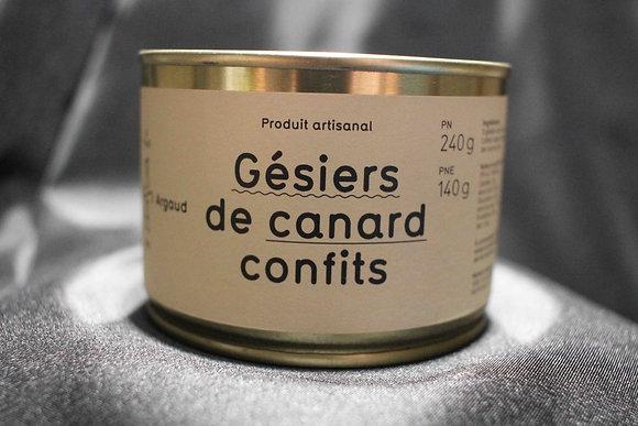 Gésiers de Canard Confits