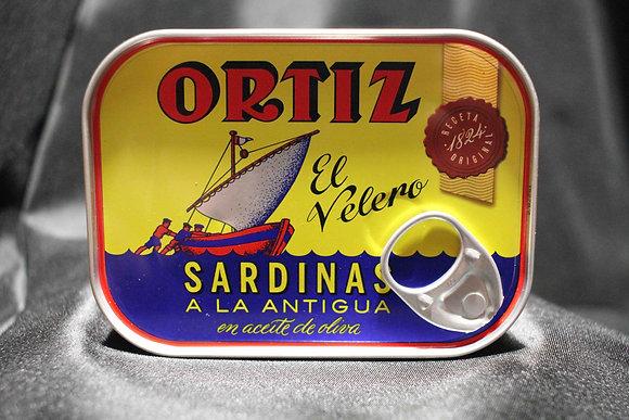 Sardines ORTIZ