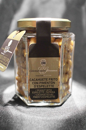 Cacahuètes au Piment d'Espelette