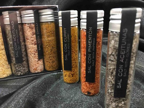 Coffret de sel