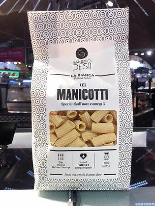 Pâtes Manicotti