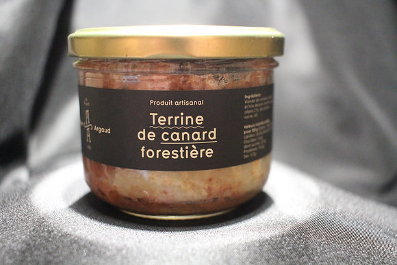 Terrine de Canard Forestière